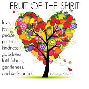 fruit of the spirit healthy fruit spread